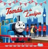 Mašinka Tomáš jede do Londýna