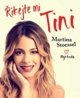 Říkejte mi Tini - Moje kniha