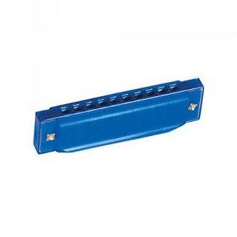 Foukací harmonika/modrá - neuveden