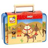 Indiánský kufřík