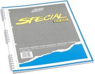 Speciál blok A4, čistý, 50 listů