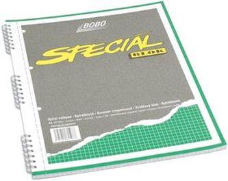 Speciál blok A4, čtvereček, 50 listů