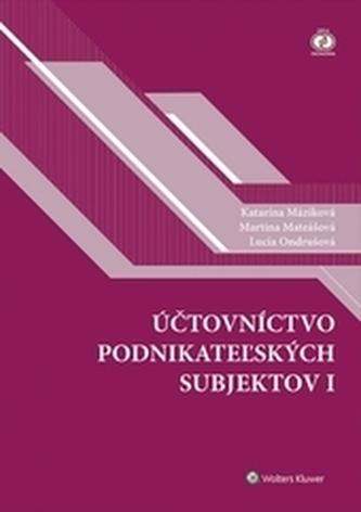 Účtovníctvo podnikateľských subjektov I, 2.vydanie