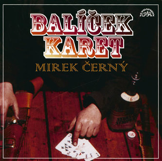 Balíček karet Platinová edice - CD - Černý Mirek