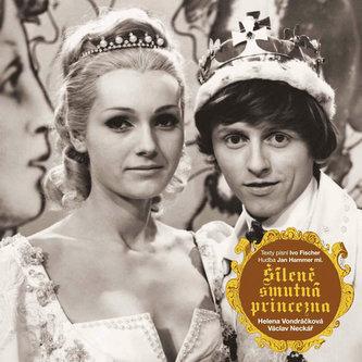 Šíleně smutná princezna CD - Hammer Jan