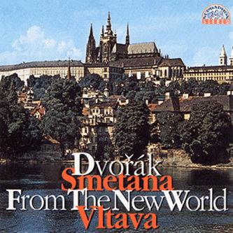 Symfonie č. 9 Novosvětská - Dvořák/ Smetana - Vltava -CD - Dvořák Antonín