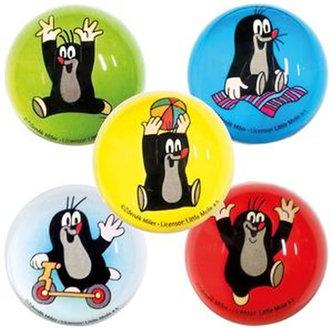 Krtek - Skákací míček/Hopík/různé druhy