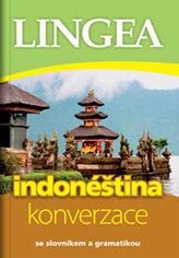Indonéština - konverzace se slovníkem a gramatikou