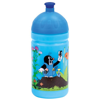 Krtek - Zdravá láhev, modrá
