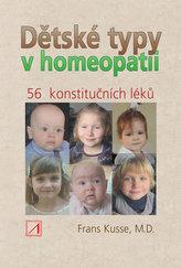 Dětské typy v homeopatiid - 56 konstutičních léků