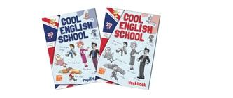 Cool english school - učebnica a pracovný zošit