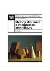 Metody zkoumání a interpretace architektury