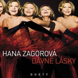 Dávné lásky - CD - Hana Zagorová