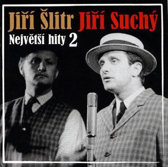 Největší hity 2 - Šlitr a Suchý - CD