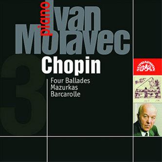 Balady, Mazurky, Barkarola - CD
