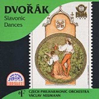 Slovanské tance - CD - Dvořák Antonín