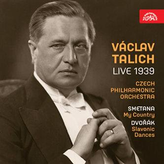 Má vlast, Slovanské tance op. 72 - 2CD