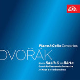 Koncerty pro klavír a violoncello - 2CD
