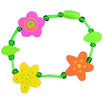 Náramek - Květina