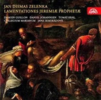 Lamentace proroka Jeremiáše - CD
