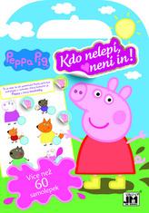 Kdo nelepí, není in! Peppa Pig