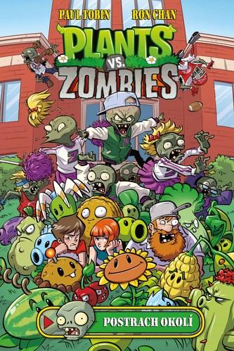 Plants vs. Zombies - Postrach okolí