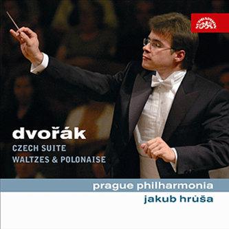 Česká suita (B 93), Valčíky (B 101) , Polonéza (B100) - CD