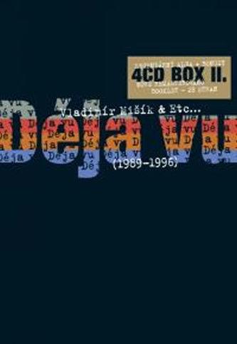 Déja vu (1989-1996) - BOX II - 4CD