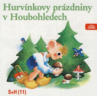 Hurvínkovy prázdniny v Houbohledech - CD