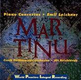 Koncerty pro klavír a orchestr č. 1-5, Concertino pro klavír a orch. - 2CD