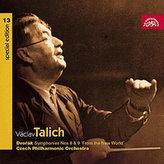 Talich Special Edition 13/ Dvořák - Symfonie č. 8 a 9 - CD