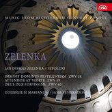 Zelenka: Sepolcra. Hudba Prahy 18. století - CD