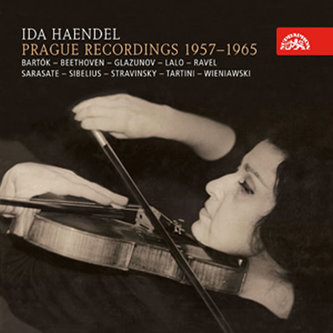Prague Recordings - 5CD - Haendel Ida