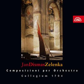 Zelenka : Orchestrální skladby - CD