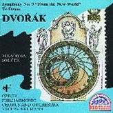 Symfonie č. 9 - Novosvětská, Te Deum - CD