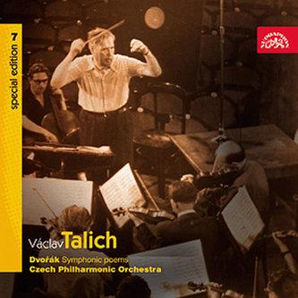 Talich Special Edition 7/ Dvořák : Symfonické básně ( Vodník, Polednice, Zlatý kolovrat, Holoubek) - CD
