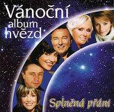 Vánoční album hvězd/Splněná přání CD