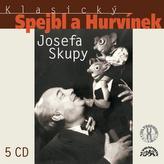 Klasický Spejbl a Hurvínek Josefa Skupy - 5CD