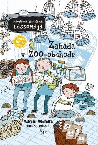 Záhada v ZOO-obchode-Detektívna kancelária LasseMaja