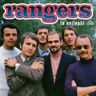 Rangers to nejlepší - 2CD - Rangers