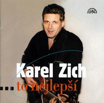 Karel Zich ...to nejlepší - CD - Zich Karel