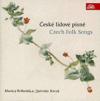 České lidové písně - Musica Bohemica/Jaroslav Krček -  2CD