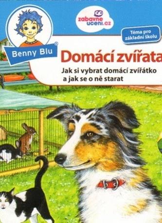 Benny Blu Domácí zvířata - Susanne Hansch