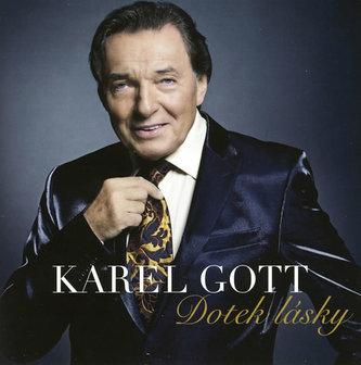 Gott Karel - Dotek lásky CD