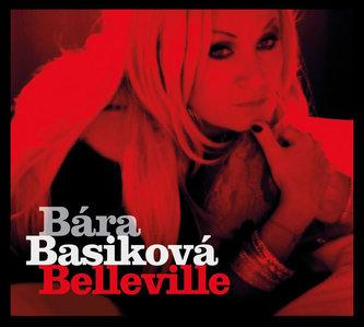Bára Basiková - Belleville CD - Bára Basiková