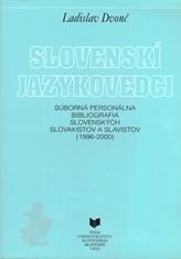 Slovenskí jazykovedci (1996-2000)
