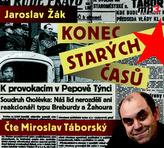 Konec starých časů - CDmp3 (Čte Miroslav Táborský)