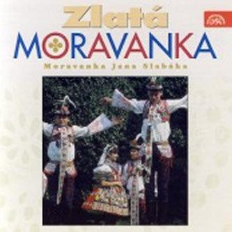 Zlatá Moravanka - CD