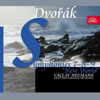 Symfonie č. 7- 9 - 2CD