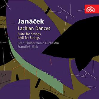 Orchestrální dílo I - Lašské tance, Suita pro smyčce, Idyla - CD